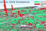 Carbon emissions mapped at street level by researchers