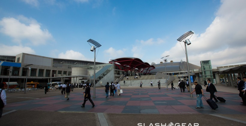 Ceatec 2012: We're here!