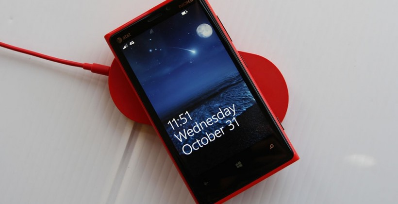 AT&T Nokia Lumia 920 hands-on and first impressions