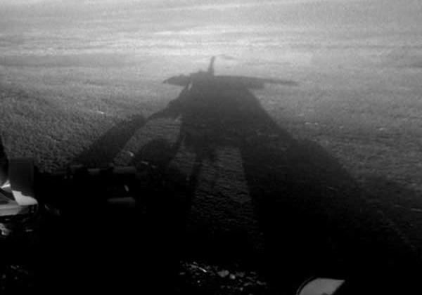 NASA Curiosity Rover checks in using foursquare