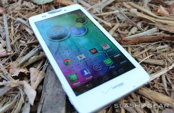 Verizon releases Motorola RAZR HD and MAXX HD