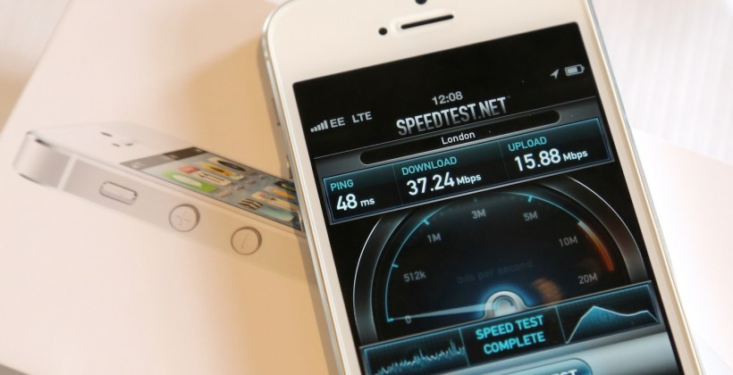EE: Our LTE-complaining rivals made the wrong decisions
