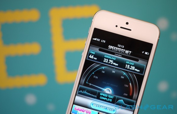 EE lights up 4G LTE and fiber in UK