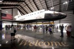 Space shuttle Endeavour exhibit to open today