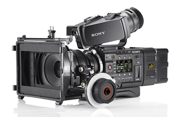 Sony unveils F5 and F55 CineAlto 4k camcorders