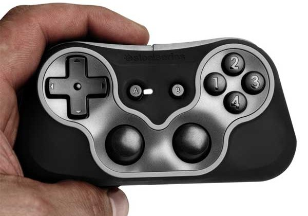 SteelSeries Free Mobile Wireless Controller and Flux Headset launch