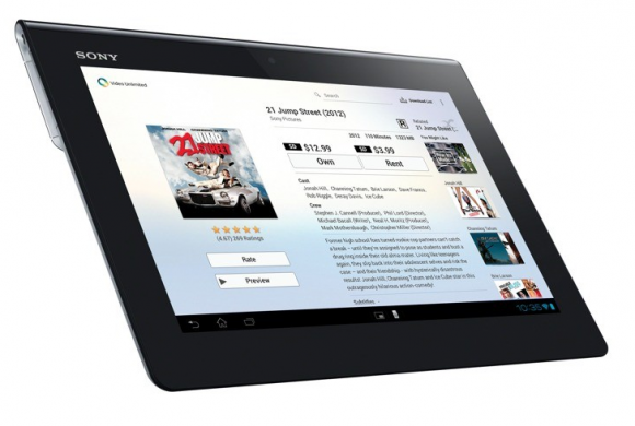 Sony stops Xperia tablet sales due to defect in some units