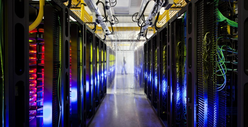 Google NC data center gets Street View treatment
