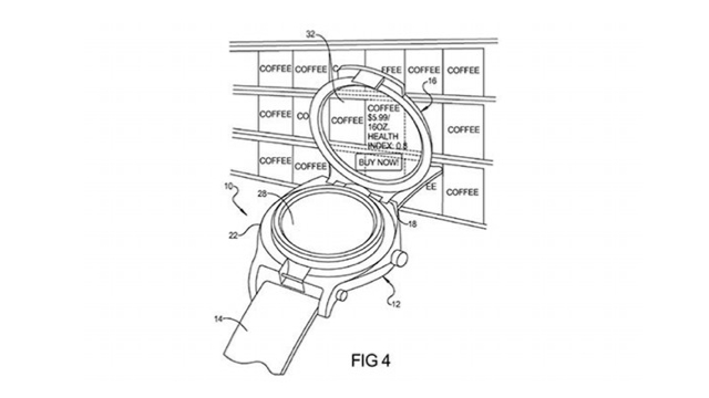 Google smartwatch patent gets approved