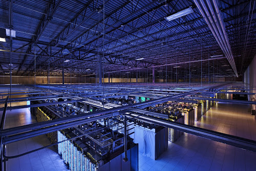 Google opens data centers for a virtual tour