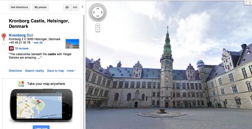 Google Maps gets 250k mile Street View update
