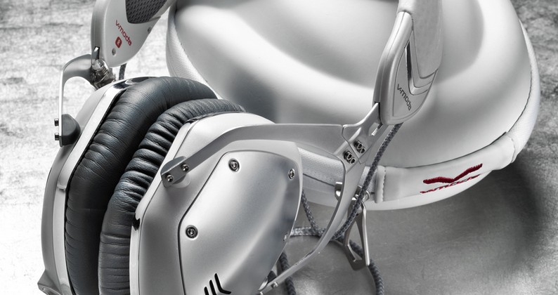 V-MODA Crossfade M-100 crowdsourced headphones blast forth