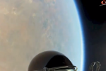 Red Bull Stratos helmet cam shows terrifying 128k foot fall