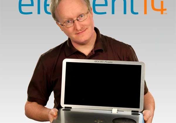Ben Heck creates new ultra-portable Xbox 360 laptop