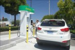 Hydrogen fueling stations produce electricity, heat, and hydrogen fuel