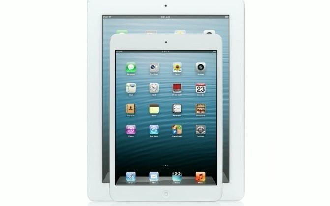 iPad mini: $329 for WiFi, $459 for 4G