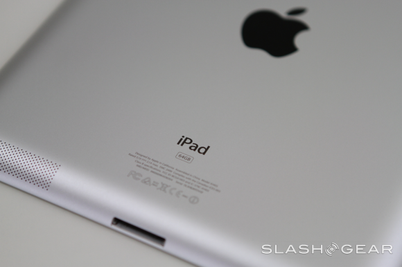 Leaked photos reveal iPad Lightning connector refresh