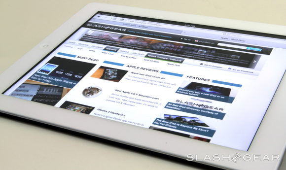 iPad 4th gen gets benchmarked, reveals 1 4 GHz A6X and 1GB
