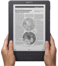 Amazon Kindle DX quietly killed off