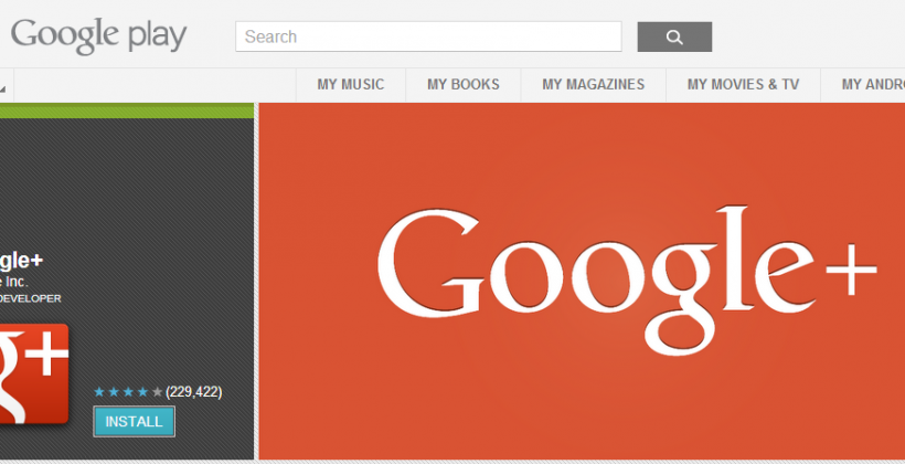 Google releases new Google+ app for Android and iOS