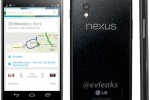 LG Nexus 4 leaks in apparently official press shot [Update: Is it fake?]