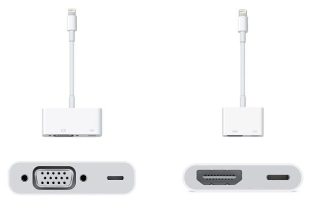 Apple launches new Lightning adapters, will cost you $49 each
