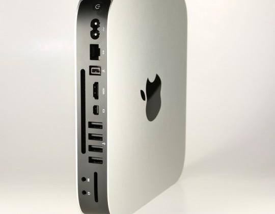 Mac mini refresh specifications leaked: quad-core, 2TB storage