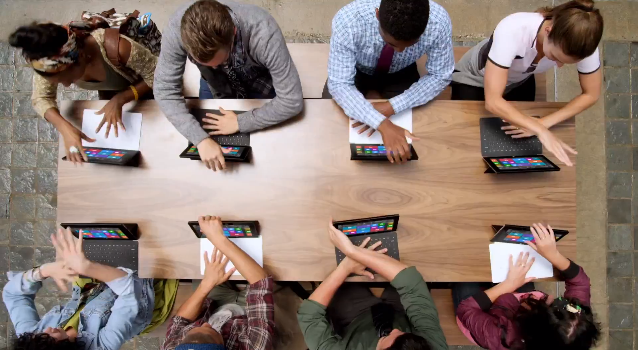 """Microsoft Surface ad campaign kicks off with """"The Surface Movement"""" commercial"""