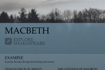 mine Macbeth