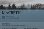 mine more Macbeth