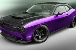 Mopar and SRT debut custom Dodge Challenger at Sema