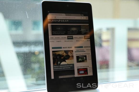 Asus says Nexus 7 sales are close to 1 million per month