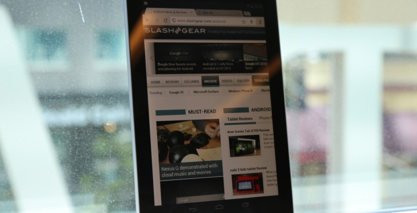 Google 10-inch Samsung Nexus tablet tipped to roast iPad 3
