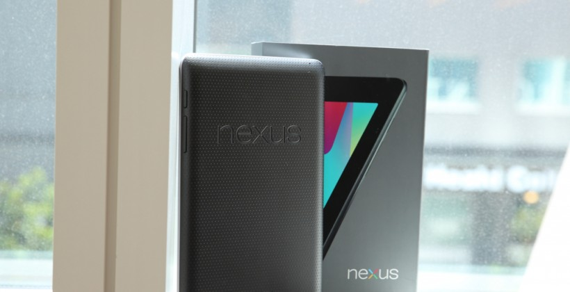Nexus 7 32GB and 32GB HSPA+ official