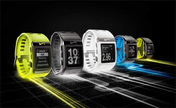 Nike adds new option to Nike+ SportWatch line