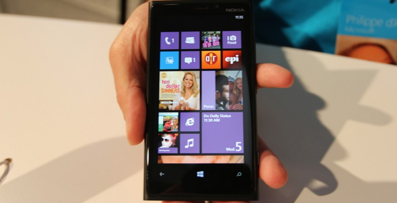 "Nokia's Elop: Lumia is ""a step above"" HTC's Windows Phones"