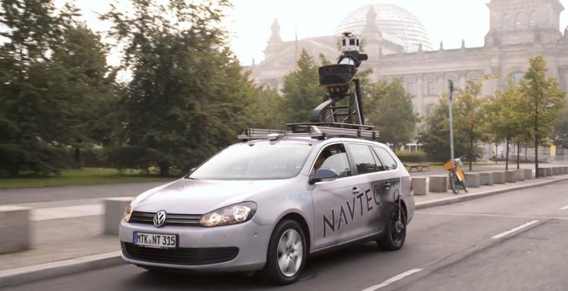 Nokia: Hey, we do fancy maps too, not just Google!