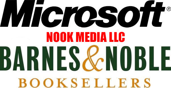 Microsoft joins Barnes & Noble for NOOK Media LLC subsidiary