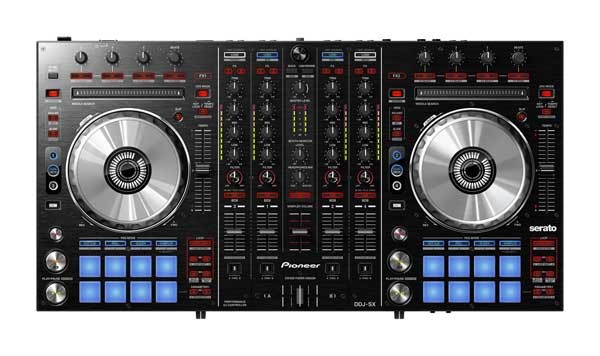 Pioneer debuts new DDJ-SX DJ controller for Serato software