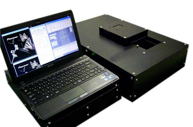 Pioneer reveals compact 3D color hologram printer