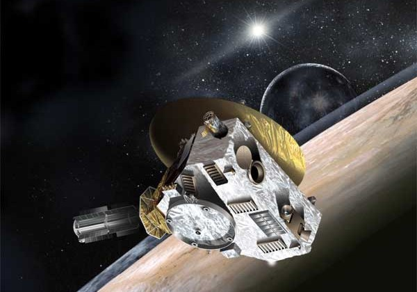 NASA worries that Pluto's moons may pose a risk to spacecraft