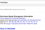 Google adds Public Alerts to Search and Maps for Android, offers superstorm Sandy information