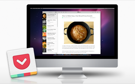 Pocket for Mac released: Drag your reading list everywhere
