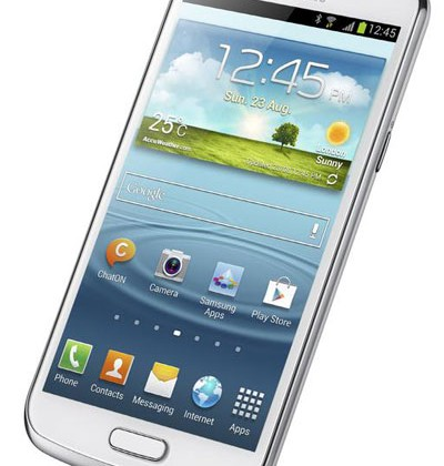 Samsung unveils Galaxy Premier I9260 Android smartphone