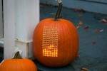 Pumpktris is Tetris in a pumpkin