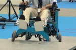 Robotic wheelchair concept provides leg-like movements, climbs stairs