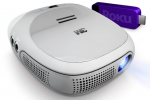 3M Streaming Projector teams with Roku for giant entertainment