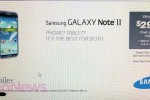 Galaxy Note II to be $300 with T-Mobile contract, according to leak