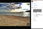 Nexus 10 caught snapping Google exec's holiday photos
