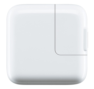 Apple's new iPad power adapter charges faster than previous version